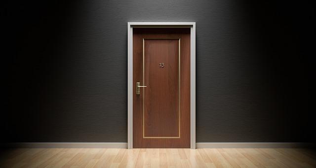 dveře do neznáma
