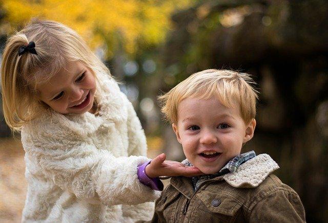 Malé děti